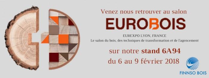 EUROBOIS 2018 LYON 6-9 FEVRIER 2018